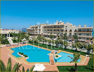 Santa Marina Beach Hotel Crete
