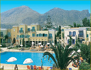 Silva Beach Hotel Crete Video