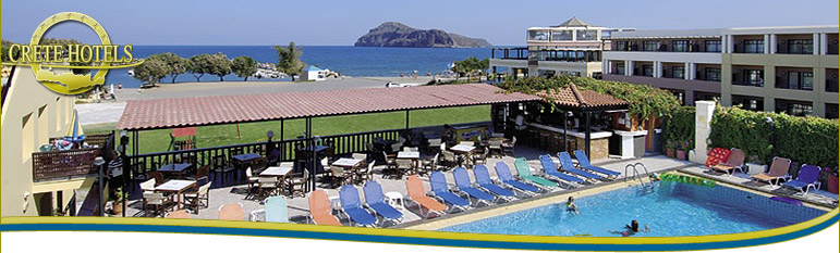 Porto Platanias Beach Resort, Chania Crete