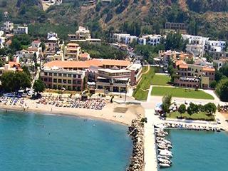 Porto Platanias Beach Resort Chania Crete