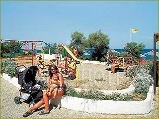 Adele Mare Hotel Childrens Beach Playground