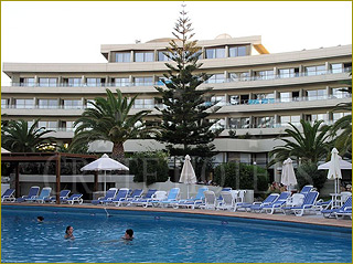 Agapi Beach Hotel Pool