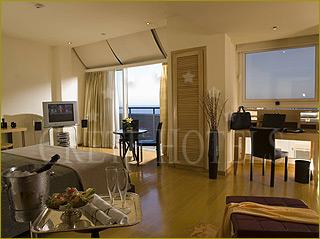 Aquilar Atlantis Hotel Conference Hall Crete Guestroom