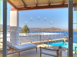 Elounda Village Hotel Bungalow Sea View